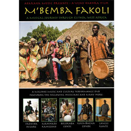 M'BEMBA FAKOLI  「AMusical Journey through Guinea WestAfrica」
