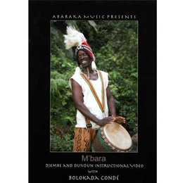 Bolokada conde  「M'bara Djembe and Dundun instruction」